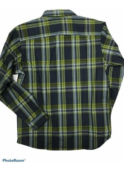 Camisa Columbia Pintada Major Hombre Tecnologías Omni Wick