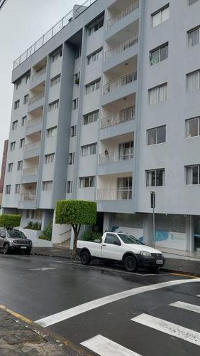 Apartamento Em Centro, Ponta Grossa/pr De 116m² 3 Quartos À Venda Por R$ 450.000,00 - Ap1015329