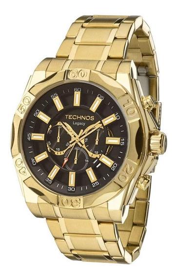 Relógio Technos Masculino Legacy Js25bc/4p Original Barato