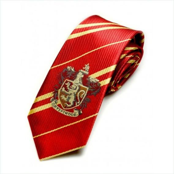 Corbata Harry Potter Slytherin Gryffindor Disfraz Hogwarts