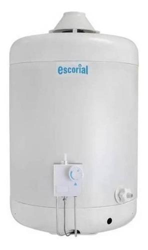 Termotanque multigas Escorial 45L blanco 43L