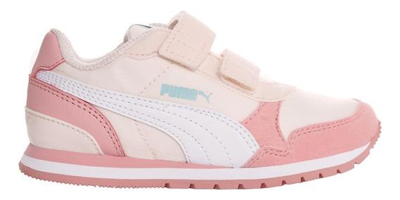 Zapatillas Puma Moda St Runner V2 Nl V Ps Adp Niña Cr/fu