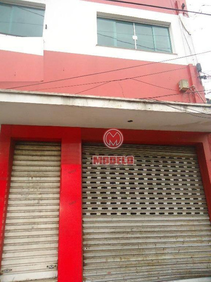 Salão Comercial Para Locação, Centro, Piracicaba. - Sl0230