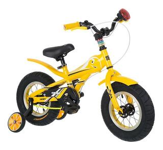 Bicicleta Nene Nena Rodado 12 Sbk Fat Bike Patona