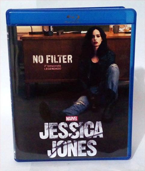 Blu-ray Da Série Jessica Jones - 2ª Temporada - Legendado