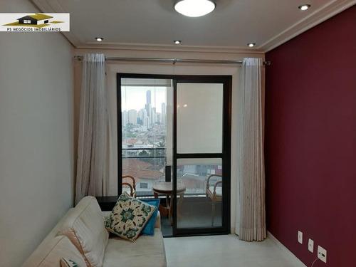 Imagem 1 de 16 de Apartamento A Venda No Bairro Vila Bertioga Em São Paulo - - Ap357-1