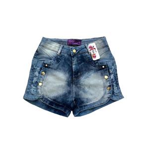 Short Jeans Plus Size Lançamento 2019