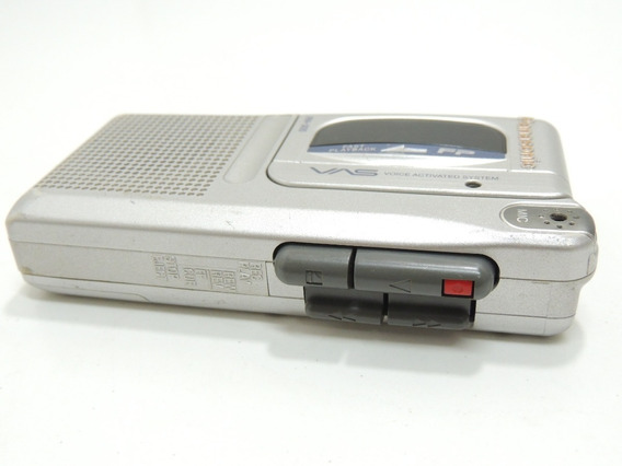 Micro Gravador Cassete Panasonic Rn-305