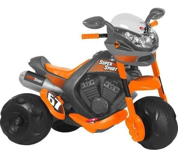 Moto Elétrica Bandeirantes Supersport, 6 Volts - 2594