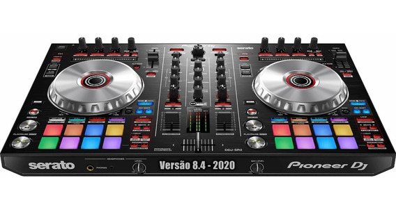 Virtual Dj 8.4 Pro 2020 + Skins E Plugins