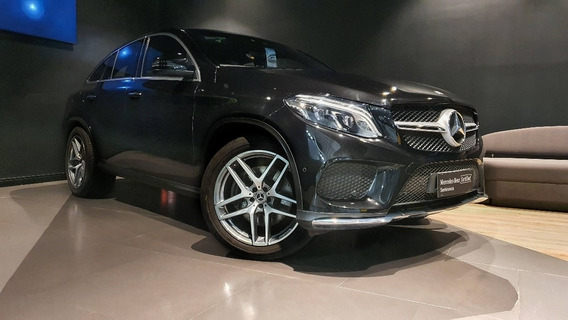 Mercedes Gle 400 Coupé Blindada