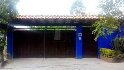 Casa Sola En Venta En Tlaltenango, Cuernavaca, Morelos