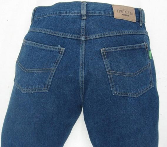 Pantalon Jean De Trabajo Fortaleza Iva Incl