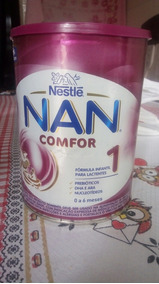 Leite Nan Comfort 1 800g