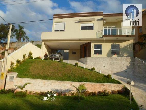 Linda Casa De 4 Dorms, Sendo 2 Suítes Lazer Completo - Ca0564