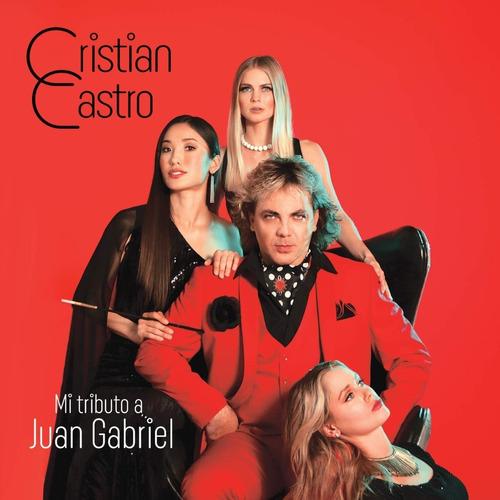 Imagen 1 de 2 de Cristian Castro - Tributo A Juan Gabriel - Disco Cd - Nuevo