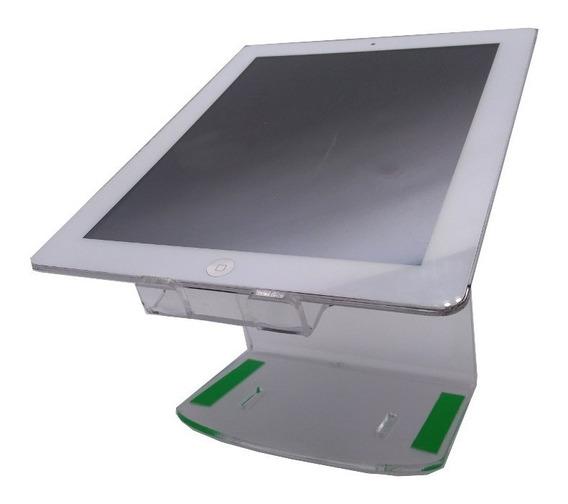 Suporte Antifurto Para Tablet E Ipads De Mesa Modelo-15922