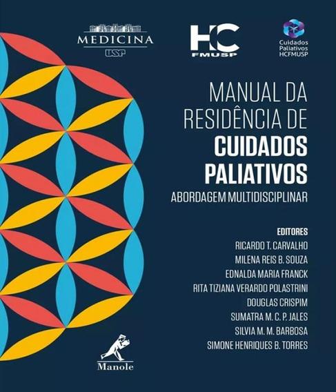 Manual Da Residencia De Cuidados Paliativos