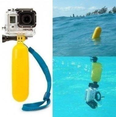 Bastão Flutuador Boober Para Câmera De Ação