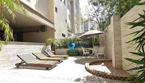 Apartamento À Venda, 49 M² - Vila Andrade - São Paulo/sp - Ap3757