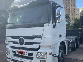 Mb Actros 2546 2011 Automatico Axor 2544 2540 Scania 124 420