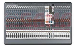 Consola Sonido Behringer Xl3200 32 Canales 3007258