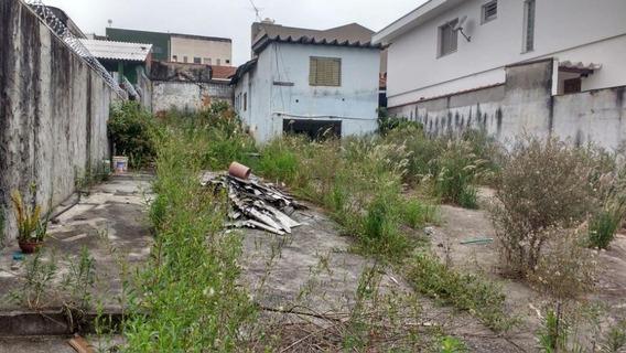 Terreno Residencial À Venda, Vila Dos Remédios, Osasco - Te0132. - 3285
