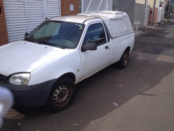 Ford Courier 2008 - Flex - 1.6