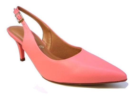 Zapatos Vizzano Stilettos Mujer En Punta Plantilla Confort Moda Taco 7 Cm 1185 Hot Rimini