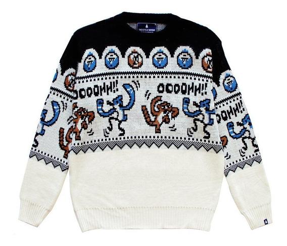 Regular Show (un Show Mas) - Sweater Hombre Y Mujer Oficial