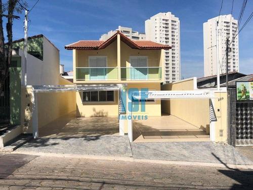 Imagem 1 de 30 de Sobrado Com 3 Dormitórios À Venda, 200 M² Por R$ 750.000 - Vila Yara - Osasco/sp - So5787 - So5787