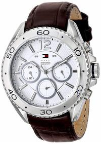 Relógio Tommy Hilfiger Couro Legítimo 1791030