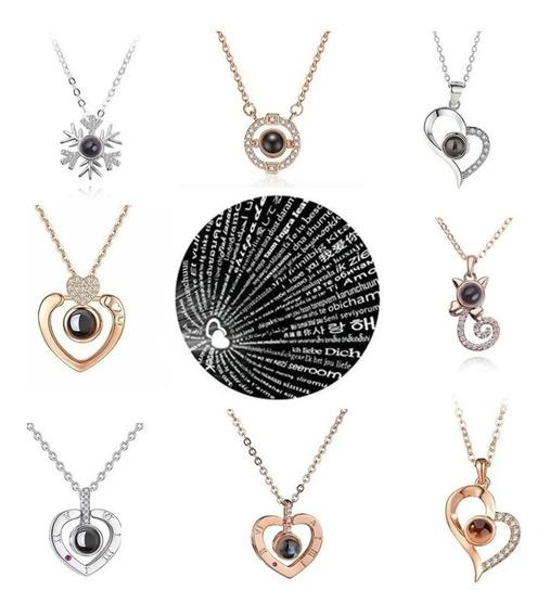 Leonardo Jewels collar chicco darlins cadena joyas cristal negro 80 cm 016710