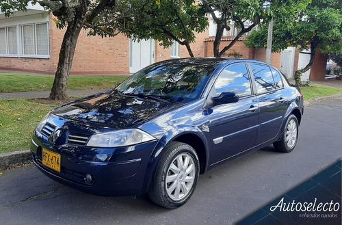 Renault Megane Ii,odeon,2011,unico Dueño