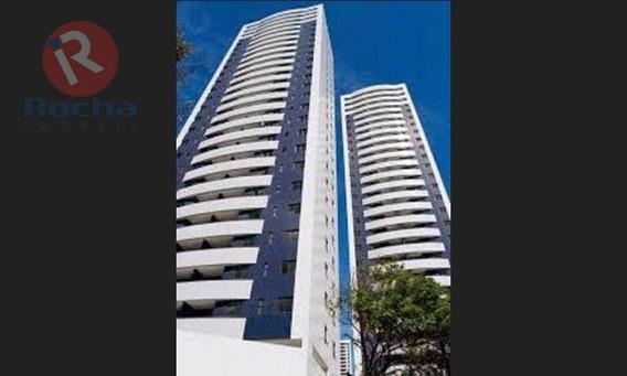 Apartamento Com 4 Dormitórios À Venda, 115 M² Por R$ 830.000 - Rosarinho - Recife/pe - Ap10037