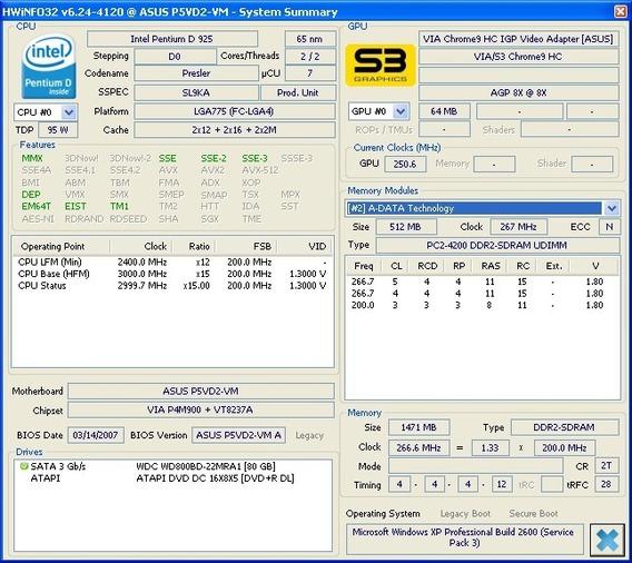Computador Positivo Intel + Monitor 15,6