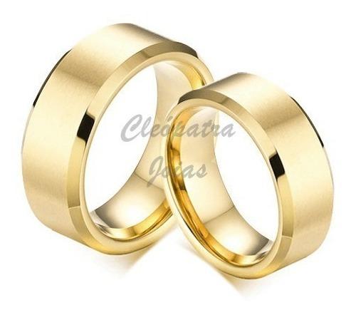 Aliança 5mm 5 Gramas Casamento Chanfrada Frete Grátis