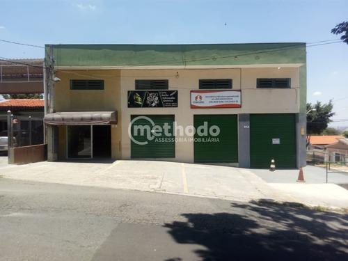 Opotunidade! Prédio Comercial De Esquina, Bem Localizado, Próximo A Avenida Amoreiras - Vila Mimosa, Campinas/sp - Pr00009 - 68209419