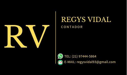Regys Vidal Contador - Serviços Em Contabilidade