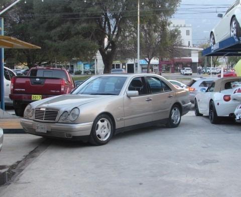 Mercedes Benz Clase E 430 1999