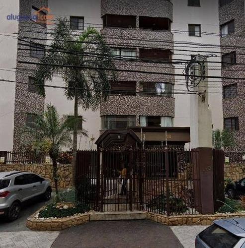 Apartamento Com 3 Dormitórios À Venda, 90 M² Por R$ 545.000,00 - Jardim Aquarius - São José Dos Campos/sp - Ap10253
