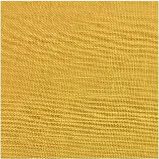 Tela 100% Lino Irlanda 1.35 Mts. Ancho Variedad De Colores