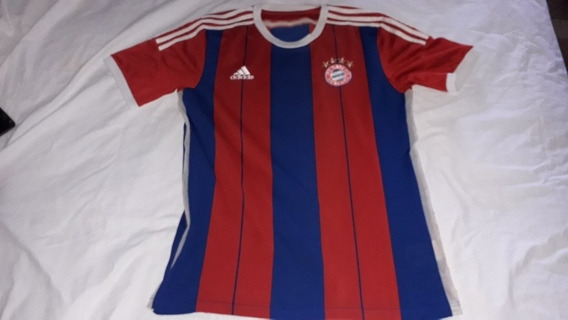 Camiseta Ca Bayer Munich Alemania 2013 L Original