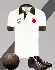 Camiseta Retrô - Vasco Vg - 1960 Branca - Lançamento 75545dca397dc