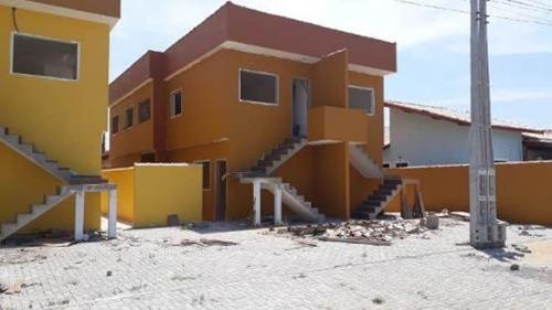 Casa Sobreposta Em Região Central Em Itanhaém - 0047