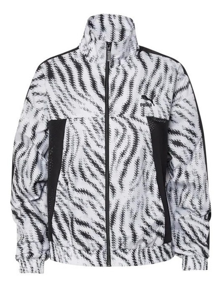 Chaqueta Puma Zebra 100% Original Importacion