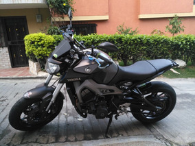 Yamaha Mt 09 2014