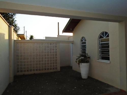 Imagem 1 de 15 de Casa Para Venda Em Araras, Jardim São Nicolau, 3 Dormitórios, 1 Banheiro, 3 Vagas - F3155_2-771504