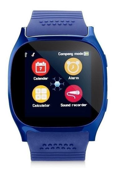 Hopemob Smart Watch T8 Reloj Inteligente Celular Sim Camara