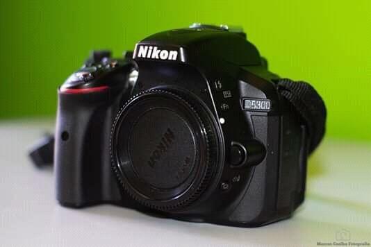Kit Nikon D5300 Mais Lentes